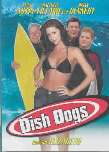 DISH DOGS BY ASTIN,SEAN (DVD)