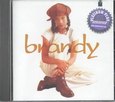BRANDY BY BRANDY (CD)