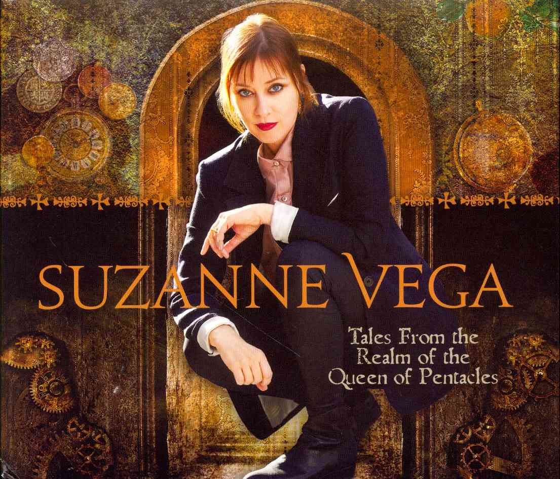 TALES FROM THE REALM OF THE QUEEN OF BY VEGA,SUZANNE (CD)