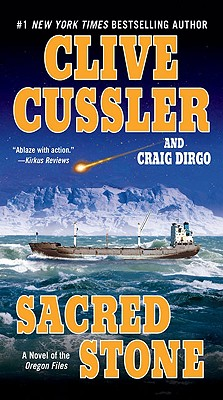 Sacred Stone By Cussler, Clive/ Dirgo, Craig